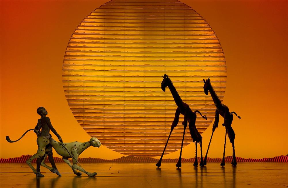 Broadway Show The Lion King