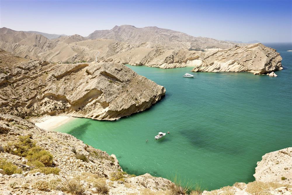Kust van Oman