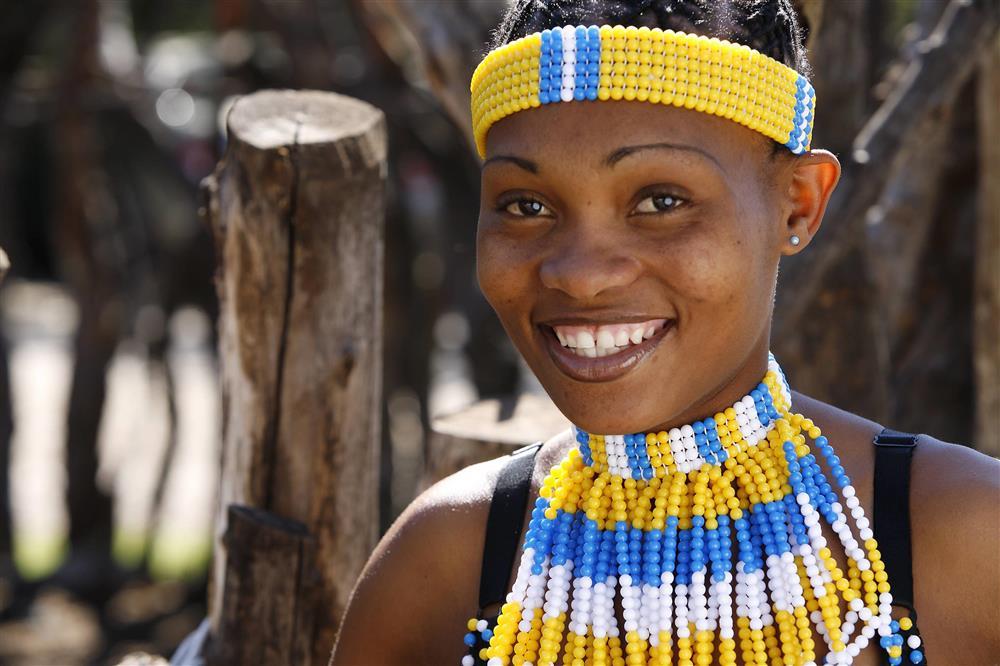 Zulu Zuid-Afrika